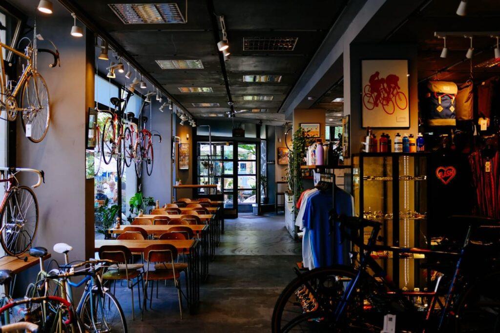 Bicicletas SAVA en tienda