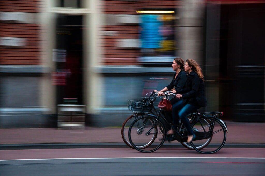 Bicicletas SAVA negras
