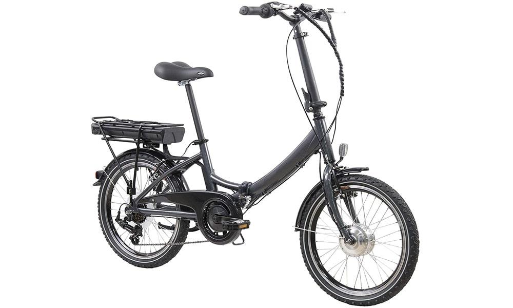 F.lli Schiano E Star Bicicleta eléctrica Adultos Unisex Antracita 20