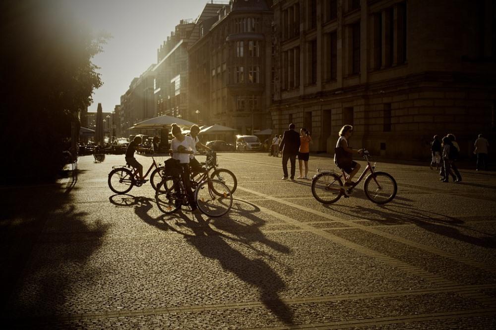 La bicicleta: medio ecológico de transporte