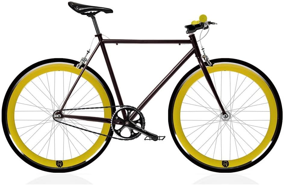 Que es una bicicleta Fixie. Ventajas bicie fixie