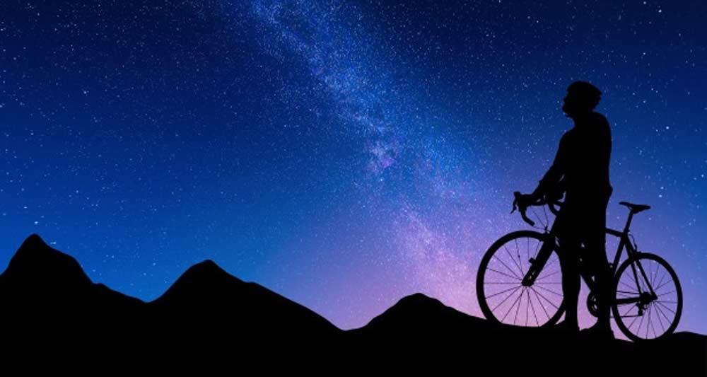 Consejos para salir en bici de noche