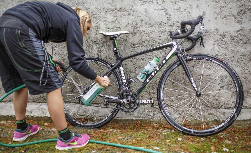 Cómo limpiar tu Bicicleta. 5 trucos y consejos